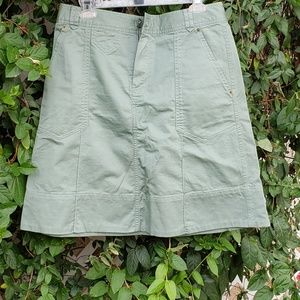 Marc Jacobs Army green Skirt